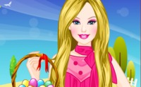 Barbie Easter Day Dress-Up