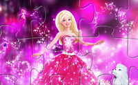 Barbie Fairytale Jigsaw