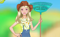 Barbie Farm Girl