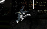 Bike Ride Dark Knight