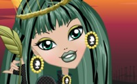Bratzillaz Siernna Calmer Dress-Up