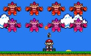 Mario Invaders
