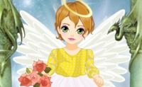 Baby Angel Dress Up