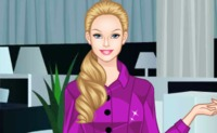 Barbie Stewardess Dress-Up