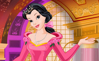 Dancing Princess Dressup