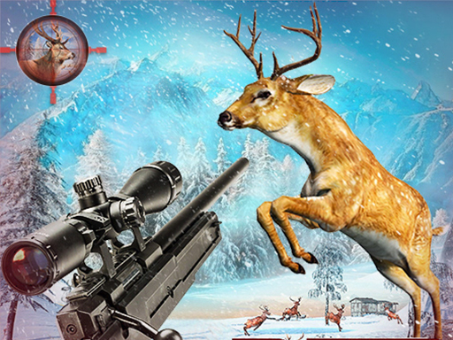 Deer Hunting Sniper Shooting
