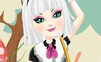 Ever After High Bunny Blanc Dress-Up