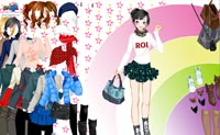 Fashional Dress Up