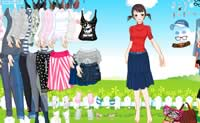Grasslands Dress Up