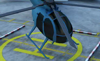 Helicopter Parking