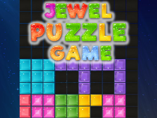 Jewel Blocks Puzzle
