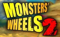 Monsters Wheels 2