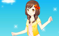 Pure Girl Dressup