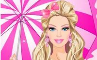 Rain Barbie Dress-Up