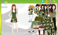 Soldier Dress Up