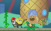 Spongebob and Patrick: Dirty Bubble Busters