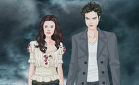 Twilight Dress Up Game