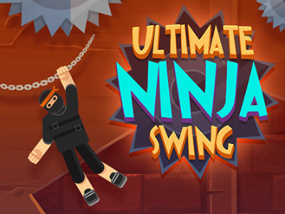 Ultimate Ninja Swing